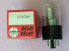 Amperite 115C60 Time Delay Relay