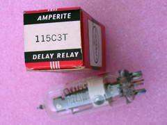 Amperite 115C3T Time Delay Relay