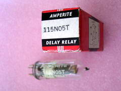 Amperite 115NO5T 115N05T Time Delay Relay
