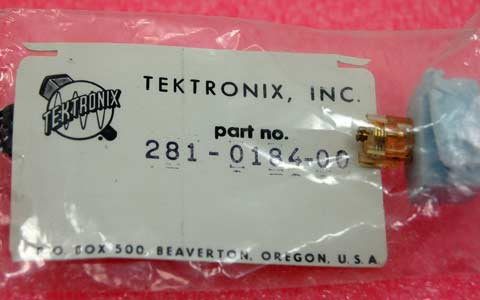 Tektronix Capacitor 281-0184-00