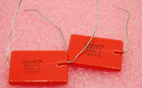 Tektronix Capacitor 283-0071-00