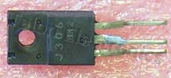 2SJ306 Silicon P-Channel Power MOSFET 250V 3A