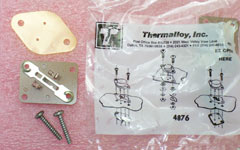 Thermalloy TO-3 Socket Kit