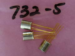 5V DPDT High Sensitivity TO-5 Relay