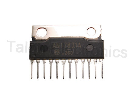 AN17831A Audio Power Amplifier IC - 44 Watts