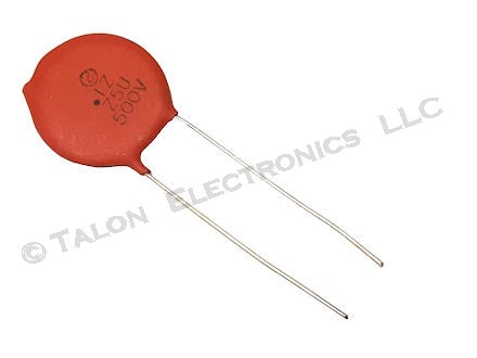 0.0039uf 2KV Ceramic Disc Capacitor Z5U