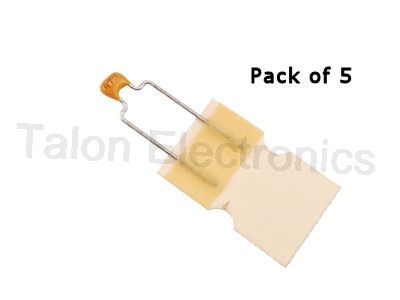 4.7pf 200V Ceramic Radial Lead Capacitor - Pack of 5