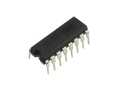 7447AN IC-TTL  BCD-to-Seven-Segment Decoder/Driver - N7447AN Equivalent