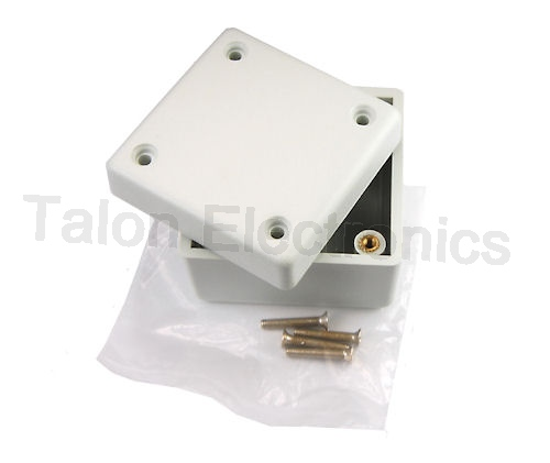 Hammond 1594AGY ABS Plastic Enclosure