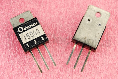 Omnetics 1504A  AC Phase Control IC