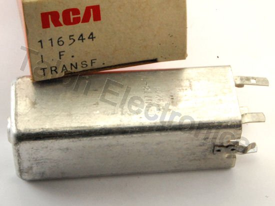 RCA - TCE 116544 IF Transformer