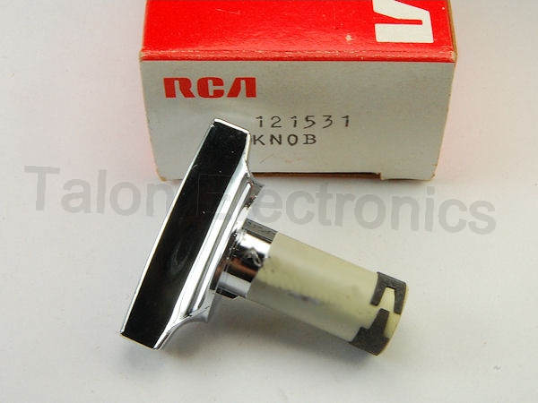 RCA 121531 VHF/UHF Channel Selector Knob