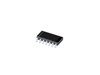 SN74F02D Quad 2-Input Positive-NOR Gates - SOIC14 SMD
