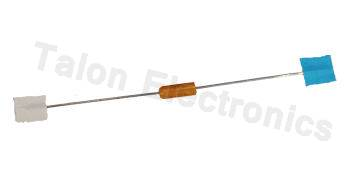 10uF 10V Molded Axial Tantalum Capacitor (Pkg of 3)