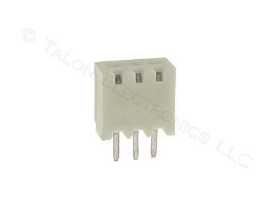 3 Pin Small Inline Transistor Socket Molex 10-18-2031