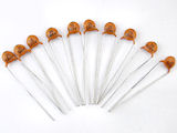 25pF 500V Ceramic Disc Capacitor - 10 pack