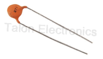 270pF 500V Ceramic Disc Capacitor
