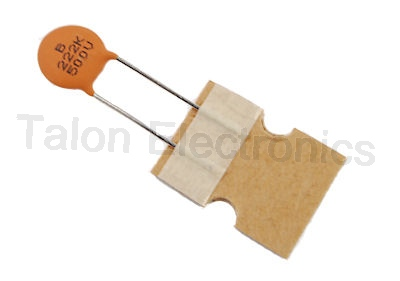 2200pf  500V Ceramic Disc Capacitor