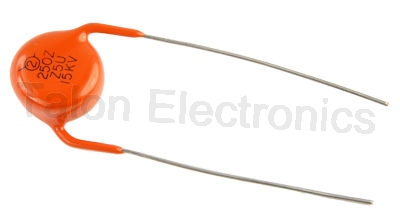 250pf 15KV  High Voltage Ceramic Disc Capacitor