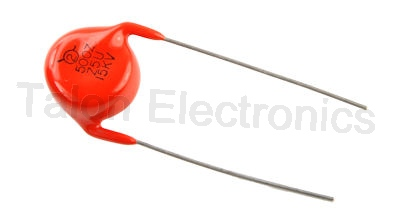 500pf 15KV  High Voltage Ceramic Disc Capacitor