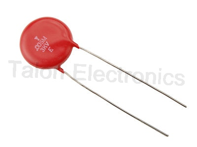 0.005uF 3KV Ceramic Disc Capacitor