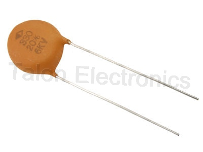 330pf 6000V Ceramic Disc Capacitor