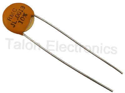 0.0013uf 500V RMC Ceramic Disc Capacitor