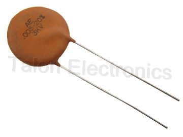.005uF 3KV Arco Ceramic Disc Capacitor