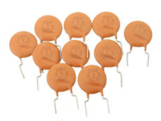 0.033uf  50V 10% Ceramic Disc Capacitor (10 PACK)