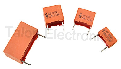 Precision Capacitors