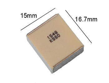 0.15uf, 400V 2% Surface Mount Film Capacitor
