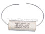 .47uF/400VDC CDE Axial film capacitor