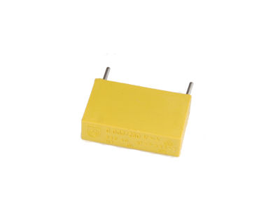 .033uF  /  250V radial film box capacitor (Pkg of 8)