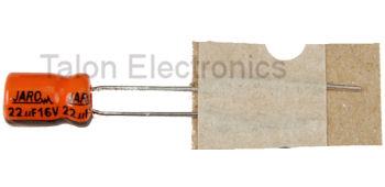 Capacitor Dollar Deals Talon Electronics Llc