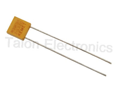 0.1uf 100V 10% Molded Ceramic Radial Lead Capacitor (Pkg of 4)