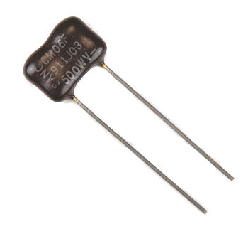 Dipped Silver Mica Capacitors