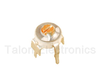 4 - 34 pF Johanson 9393 Ceramic Trimmer Capacitor
