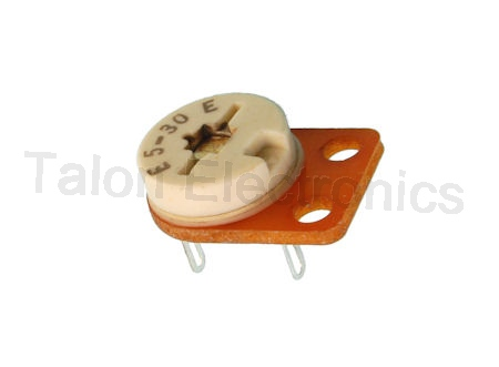5 - 30 pF Erie Ceramic Trimmer Capacitor