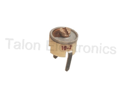 3.5 - 10 pF Stettner NP0 Ceramic Trimmer Capacitor
