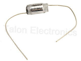 510pf, 160V 5% Axial Lead Polystyrene Capacitor