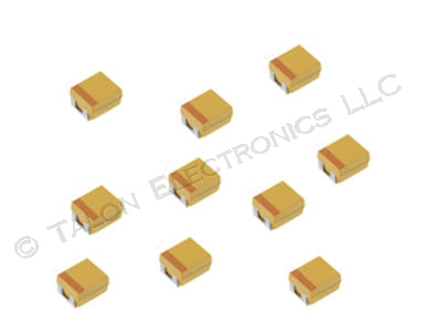 2.2uF 16V Surface Mount Tantalum Capacitor Case B (Pkg of 10)