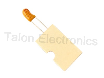 1uf 35V Dipped Radial Tantalum Capacitor (Pkg of 4)