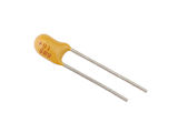 6.8uF 16V Dipped Radial Tantalum Capacitor (Pkg of 3)