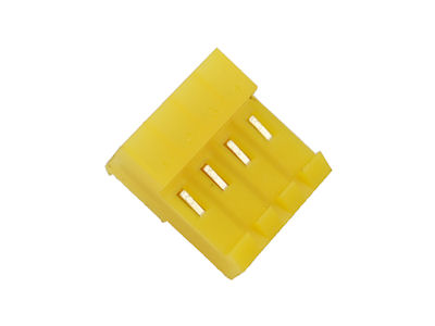 "AMP 640427-4 IDC 0.156"" 4 Pin Connector"