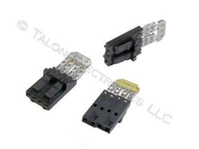 "Molex 14-56-2022 IDC 0.100"" / 2.54mm Pitch 2 Pin Connector (Pkg of 6)"