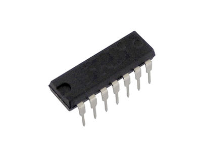 MC3403P INTEGRATED CIRCUIT DIP-14 MC3403P