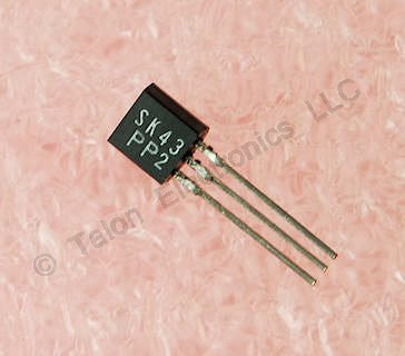 2SK43 Silicon N-Channel Junction FET