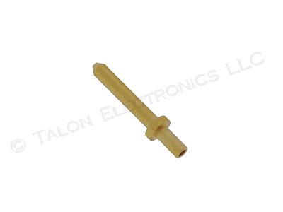 ".040"" PCB Gold Plated Swage Mount Pin  Keystone 1402-3 (Pkg of 3)"