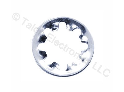 #6 Internal Tooth Lock Washer PACK of 25