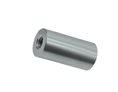 "0.500"" Long 4-40 Threaded Round Standoff, .250"" OD, Abbatron HH Smith2372"